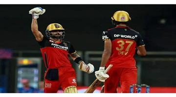 Khabar Odisha:Sports-cricket-Virat-Kohli-scales-huge-milestone-Devdutt-Padikkal-slams-maiden-ton-in-RCBs-win-over-RR