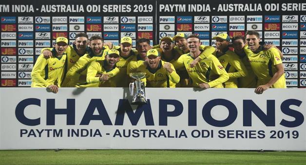 Khabar Odisha:Sports-cricket-ind-vs-aus-5th-odi-australia-beats-35-runs-india-nad-won-series-3-2