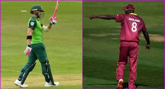 Khabar Odisha:Sports-cricket-odisha-South-Africa-vs-West-Indies-5th-Warm-up-gameWest-Indies-opt-to-bowl