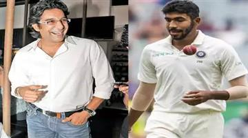 Khabar Odisha:Sports-cricket-odisha-jasprit-bumrah-has-best-yorker-in-world-cricket-says-wasim-akram
