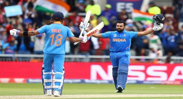 Khabar Odisha:Sports-cricket-odisha-india-vs-west-indies-3rd-odi-rohit-and-virat-partnership-record-indian-cricket-team