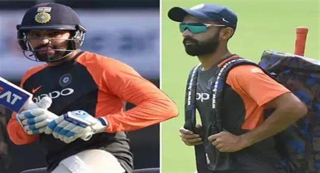Khabar Odisha:Sports-cricket-odisha-virat-kohlis-dilemma-ajinkya-rahane-and-rohit-sharma-or-a-fifth-bowler