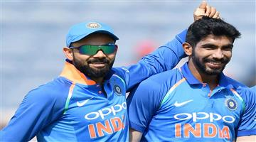 Khabar Odisha:Sports-cricket-odisha-virat-kohli-jasprit-bumrah-remain-on-top-in-icc-odi-rankings