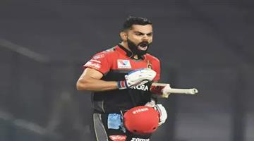 Khabar Odisha:Sports-cricket-odisha-kkr-vs-rcb-virat-kohli-smashed-his-fifth-ipl-century-against-kkr