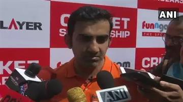 Khabar Odisha:Sports-cricket-odisha-india-should-not-play-icc-world-cup-2019-final-against-pakistan-says-gautam-gambhir