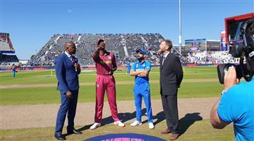Khabar Odisha:Sports-cricket-odisha-wi-vs-ind-match-34-icc-cricket-world-cup-2019-India-opt-to-bat