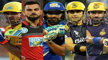 Khabar Odisha:Sports-cricket-odisha-highest-run-scorers-in-ipl-history-top-5-list