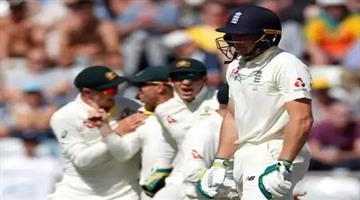 Khabar Odisha:Sports-cricket-odisha-third-ashes-test-england-skittled-for-67-in-first-innings-as-josh-hazlewood-and-pattinson-cummins-shine