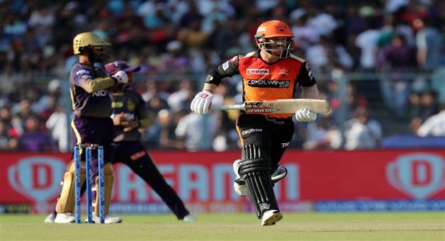 Khabar Odisha:Sports-cricket-odisha-SRH-set-a-target-of-182-for-KKR-after-a-warming-comeback-of-Warner