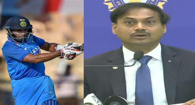 Khabar Odisha:Sports-cricket-odisha-msk-prasad-disclosed-why-ambati-rayudu-not-picked-for-world-cup-2019-squad-of-team-india