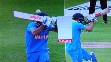 Khabar Odisha:Sports-cricket-odisha-virat-kohli-fails-to-take-drs-grants-his-wicket-to-mohammad-amir-india-pakistan-match