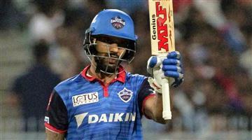Khabar Odisha:Sports-cricket-odisha-shikhar-dhawan-hits-500-fours-first-batsman-to-reach-this-landmark-ipl-2019