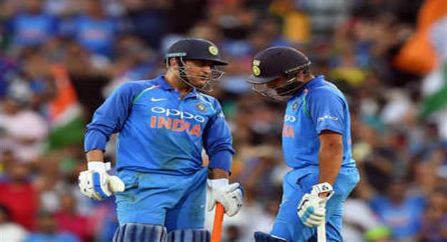 Khabar Odisha:Sports-cricket-odisha-sydney-Rohit-sharma-support-Mahenda-Singh-dhoni