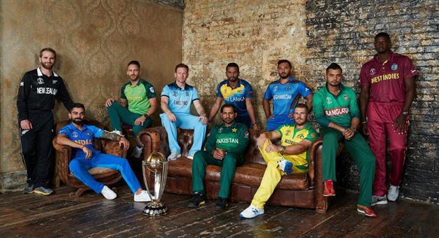Khabar Odisha:Sports-cricket-odisha-cricket-icc-cricket-world-cup-2019-know-your-captains