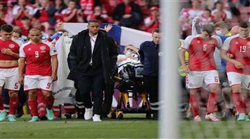 Khabar Odisha:Sports-football-Christian-Eriksen-collapses-during-Denmark-Vs-Finland-euro-cup-game