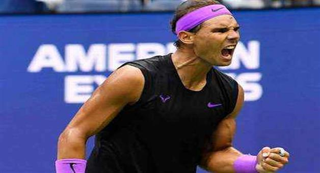 Khabar Odisha:Sports-tenis-Rafael-Nadal-defeats-Daniil-Medvedev-to-win-US-Open-2019