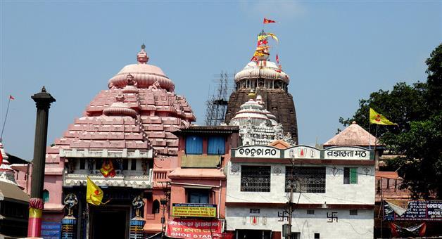 Khabar Odisha:Srimandir-BJP-Odisha