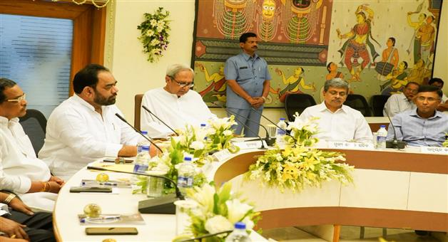 Khabar Odisha:State-Cabinet-approves-five-proposals