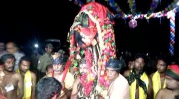Khabar Odisha:State-Famous-Chhatra-jatra-concluded-in-Bhabanipatna-section-144-deployed