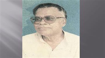 Khabar Odisha:State-Former-Odisha-minister-Bhagabata-Mohanty-no-more-dead-at-92-year-in-Bhubaneswar
