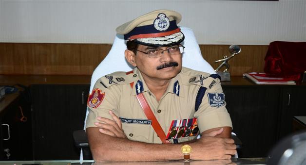 Khabar Odisha:State-Odisha-1988-batch-IPS-officer-Satyajit-Mohanty-assumes-charge-as-interim-DG-of-State-police