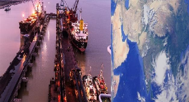 Khabar Odisha:State-Odisha-28-Ships-from-West-Bengal-came-to-Dhamara-Port-for-Bulbul-cyclone