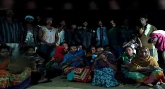Khabar Odisha:State-Odisha-35-odia-labourers-trapped-in-telangana