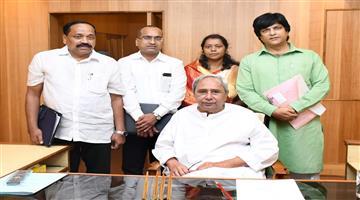 Khabar Odisha:State-Odisha-All-the-four-BJD-candidates-elected-unopposed-for-Rajya-Sabha