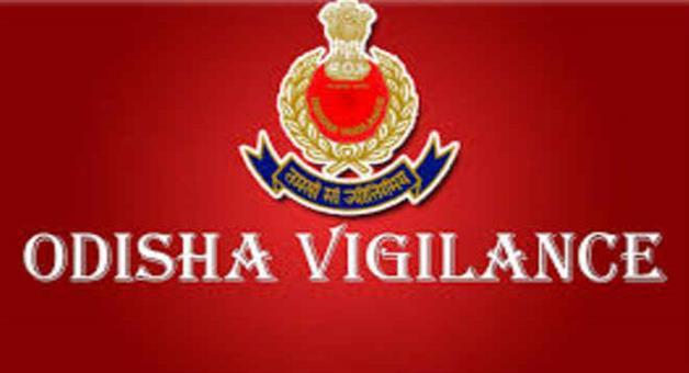 Khabar Odisha:State-Odisha-Bhanjanagar-SDMO-Caught-in-hand-of-vigilance-while-taking-5000rs-from-a-person-for-work