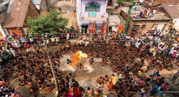 Khabar Odisha:State-Odisha-Chaitra-Parab-of-Taratarini-mela-Meeting-for-Corona-Virus-In-Ganjam