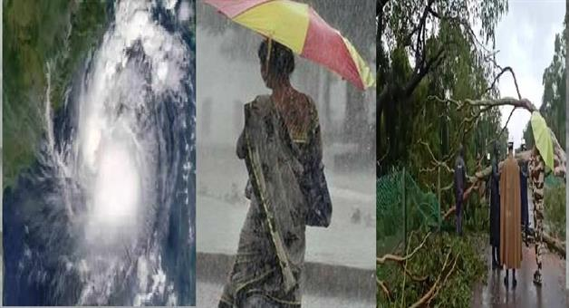 Khabar Odisha:State-Odisha-Cyclone-BulBul-Heavy-rainfall-will-continue-to-some-places-till-afternoon-or-evening-todayCyclone-BulBul-Heavy-rainfall-will-continue-to-some-places-till-afternoon-or-evening-today