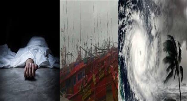 Khabar Odisha:State-Odisha-Cyclone-Bulbul-Effect-in-Odisha-1Dead
