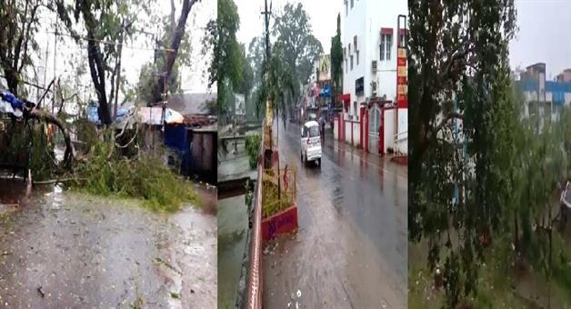 Khabar Odisha:State-Odisha-Cyclone-Bulbul-Effect-in-Odisha