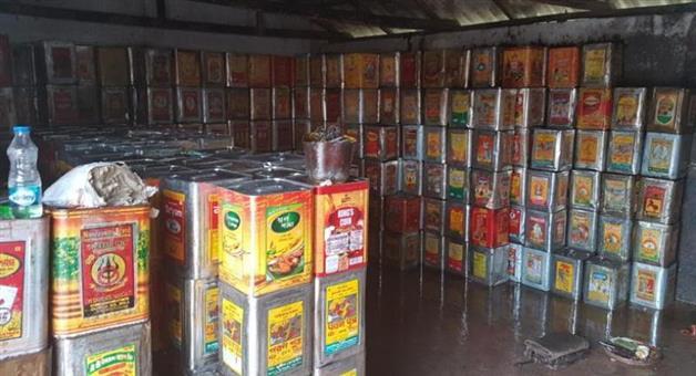 Khabar Odisha:State-Odisha-Duplicate-Mustard-Oil-Company-Seized