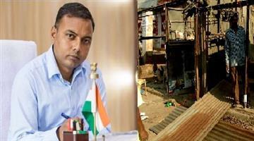 Khabar Odisha:State-Odisha-Eviction-Drive-To-Continue-Near-Lingaraj-BMC-Commissioner