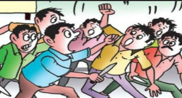 Khabar Odisha:State-Odisha-Fight-between-two-groups3-injured