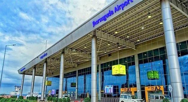Khabar Odisha:State-Odisha-Flight-services-to-2-more-cities-Kolkata--Bengaluru-from-Veer-Surendra-Sai-Airport-in-Jharsuguda-to-begin-soon