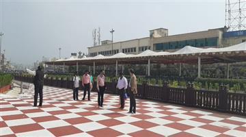 Khabar Odisha:State-Odisha-Inspection-of-Nata-Mandap-Jagamohan--Meghanad-Pacheri-of-Puri-Srimandir-by-ASI-Team