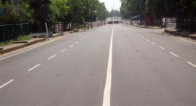 Khabar Odisha:State-Odisha-Lock-down-Effect-on-Road