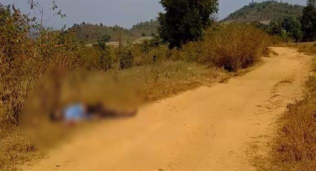 Khabar Odisha:State-Odisha-Maoist-Killed-a-Businessman-in-Chitrakonda