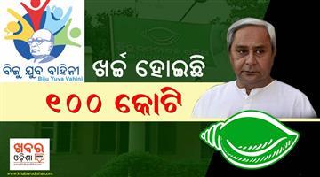 Khabar Odisha:State-Odisha-Odisha-government-spent-Rs-10093-crore-through-Biju-Yuva-Vahini-in-2018-19