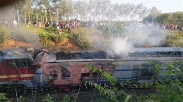Khabar Odisha:State-Odisha-Samaleswari-Express-accident