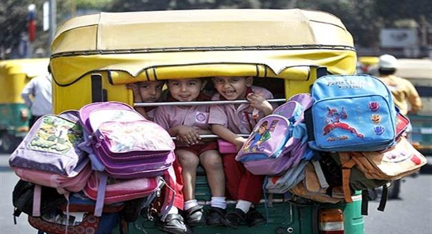 Khabar Odisha:State-Odisha-School-Students-not-allowed-to-go-in-Auto