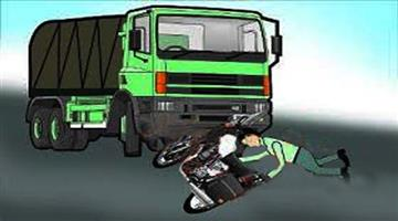 Khabar Odisha:State-Odisha-Truck-collied-with-a-bike-1died
