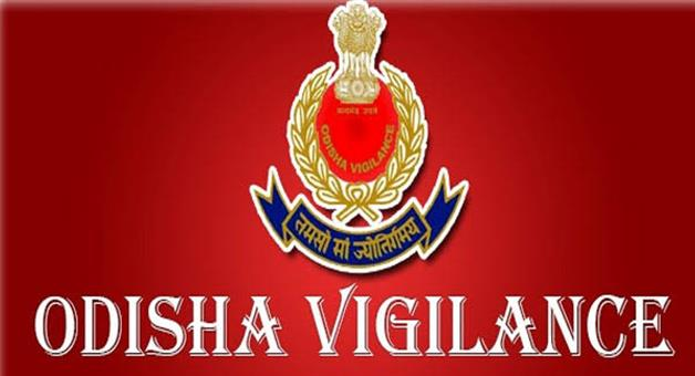 Khabar Odisha:State-Odisha-Vigilance-caught-A-Govt-Emplyoee--for-corruption