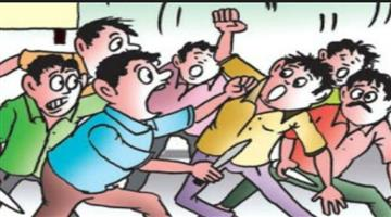 Khabar Odisha:State-Odisha-fight-between-two-villages