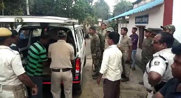 Khabar Odisha:State-Odisha-keonjhar-prisoner-suicide-case-Warder-Suspended
