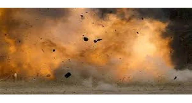 Khabar Odisha:State-crime-Three-injured-including-husband-and-wife-in-Khordhas-Baghmari-in-bomb-blast