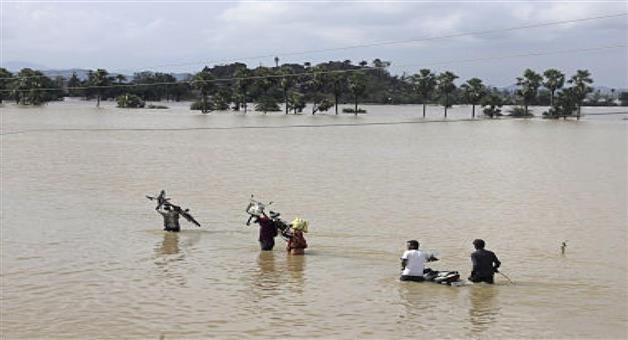 Khabar Odisha:State-odisha-134-villages-affected-in-flood-in-odisha-9-dead