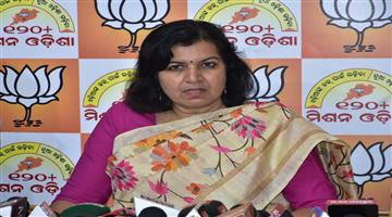 Khabar Odisha:State-odisha-after-the-revoke-of-article-370-development-open-for-jammukashmir-says-mp-aparajita-sarangi